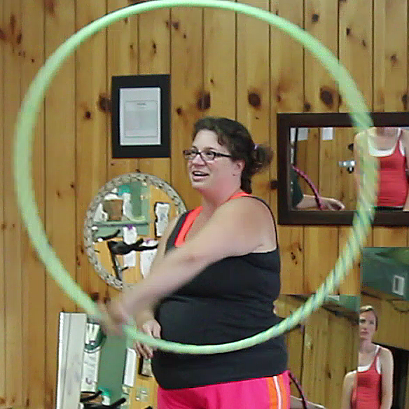 Hoop Dance Instruction